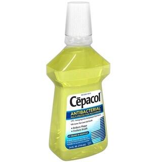 Cepacol Gold Antibacterial Multi-Protection Mouthwash, 24 fl oz