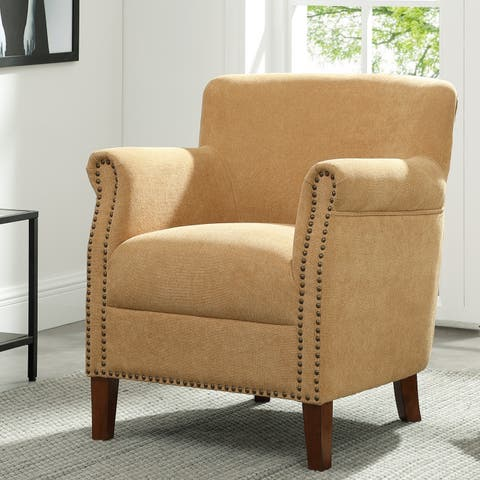 Barrel Chair Living Room Chairs Shop Online At Overstock