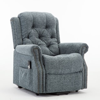 Buy Lift Assist Blue Recliner Chairs Amp Rocking Recliners