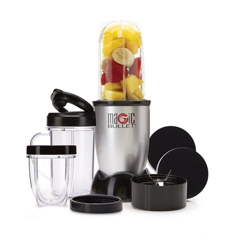 Magic Bullet MBR-1101 Hi-Speed Blender/Mixer System, Black