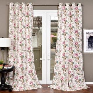 Lambrequin Amelia Cotton Curtain Panel
