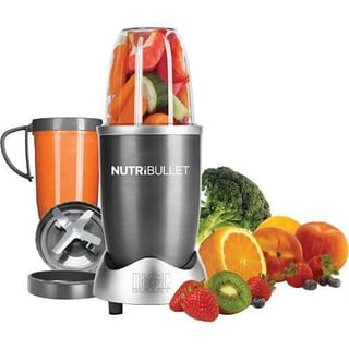 Magic Bullet NBR-0801 Nutribullet, Gray