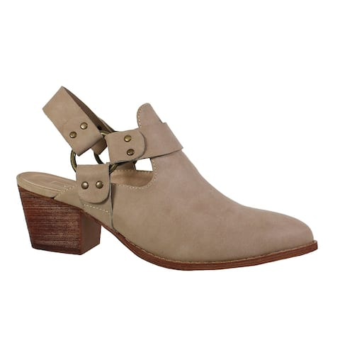 premium selection d4861 324ee Buy Sling Back Women's Clogs & Mules Online at Overstock ...