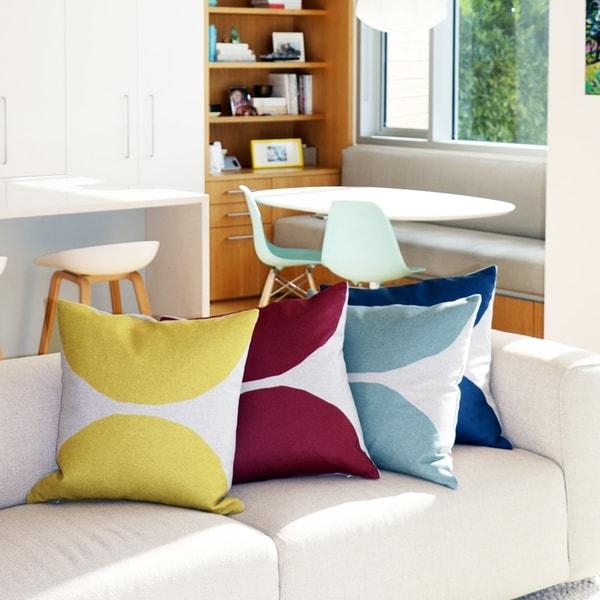 Pillow Decor - Kukamuka Scandinavian Kivi Throw Pillow 22x22