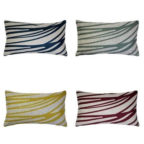 Pillow Decor - Kukamuka Scandinavian Meri Lumbar Pillow 12x19