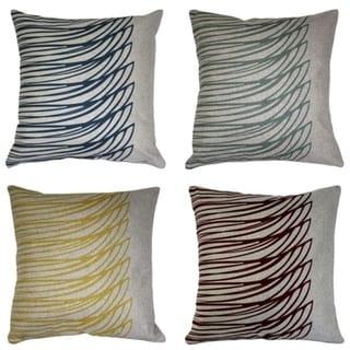 Pillow Decor - Kukamuka Scandinavian Meri Throw Pillow 19x19