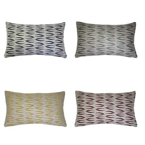 Pillow Decor - Kukamuka Scandinavian Eka Lumbar Pillow 12x19