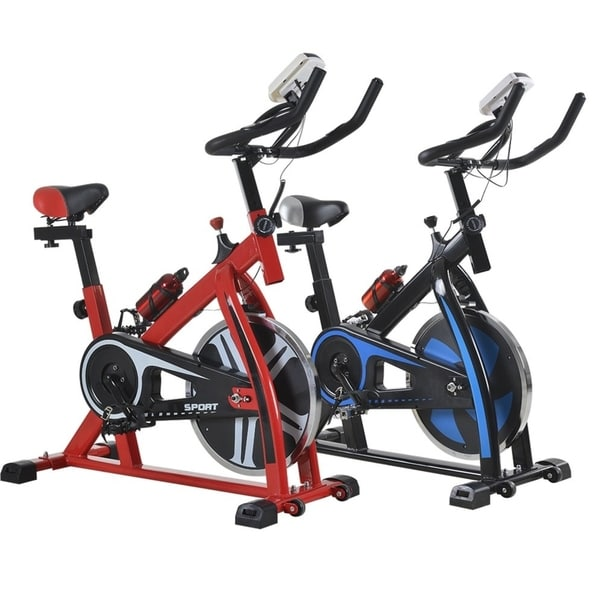 Exercise Bike Display: Shop Pedal Exercise Bicycle Indoor Cycle Fitness Bike With
