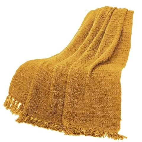 Carson Carrington Uusikaupunki Knit Throw Blanket