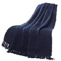 "Finn Knit Throw Blanket - 50""*60"""