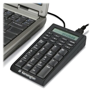 Kensington 72274 Notebook Keypad/Calculator with USB Hub - PC & MAC C