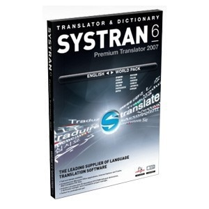 Systran Premium Translator v 6 0 World Language Pack - Complete Product