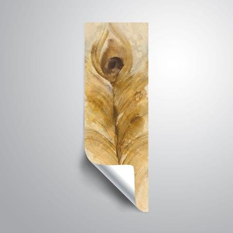 ArtWall Albena Hristova 'Feather Toss-Single' Removable Wall Art