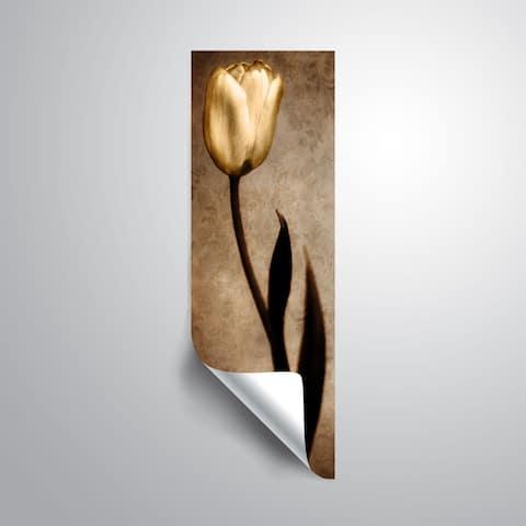 ArtWall Christine zalewski 'Damask Tulip' Removable Wall Art