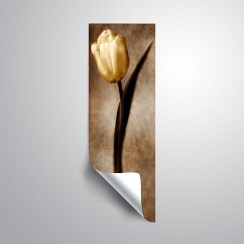 ArtWall Christine zalewski 'Damask Tulip II' Removable Wall Art