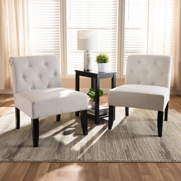 Shop Transitional 3 Piece Accent Chair And Table Set