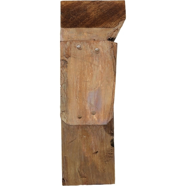 Carbon Loft Dahl Vintage Farmhouse Bracket Barnwood Decor