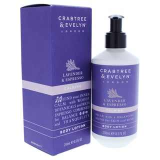 Crabtree & Evelyn Lavender & Espresso 8.5-ounce Calming Body Lotion