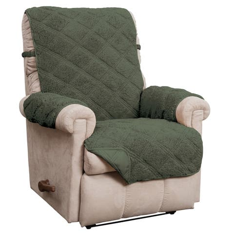 Hudson Sherpa Waterproof Recliner Furniture Cover