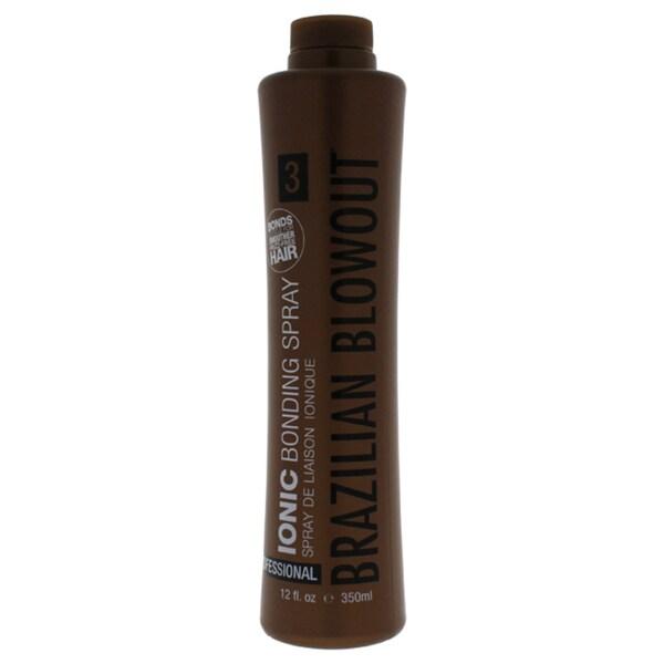 Brazilian Blowout 12-ounce Ionic Bonding Spray