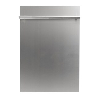 18 in. Top Control Dishwasher in Stainless Steel