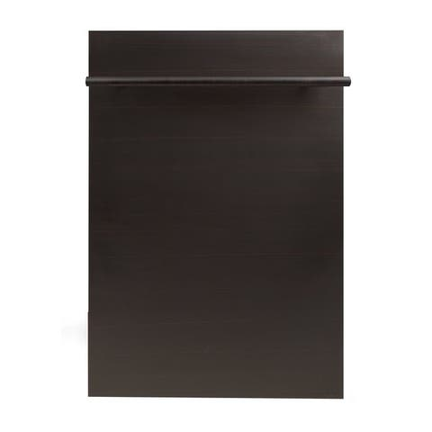 18 in. Top Control Dishwasher in Oil-Rubbed Bronze