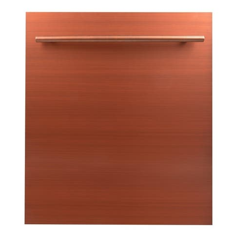 24 in. Top Control Dishwasher in Copper