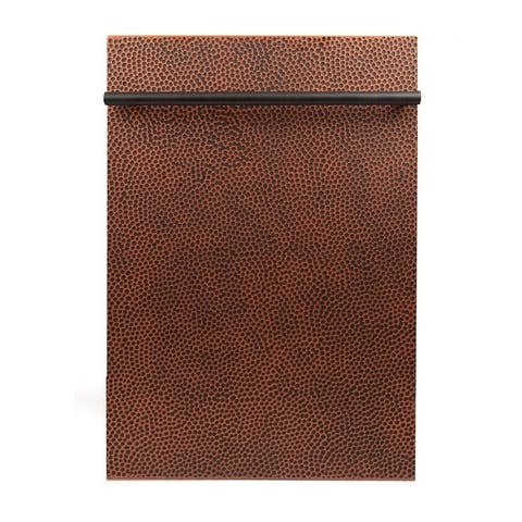 18 in. Top Control Dishwasher in Hand-Hammered Copper