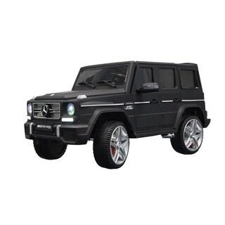 Mercedes G65 12V- Black