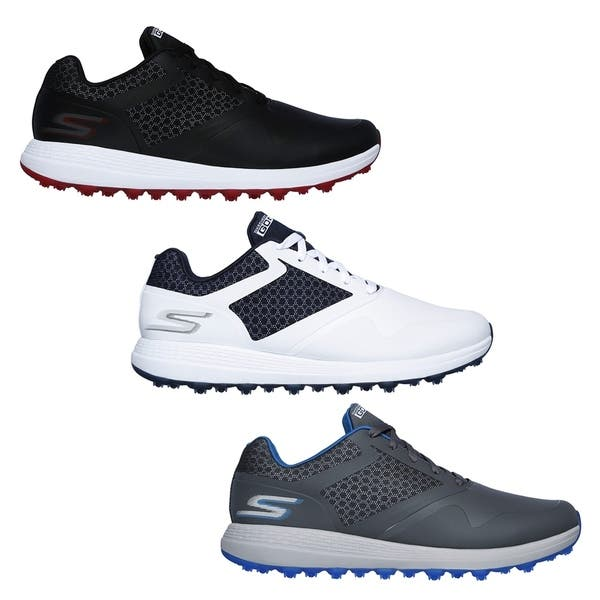 7a9f86554a0e9e Shop Skechers Go Golf Max Spikeless Golf Shoes - Free Shipping Today ...