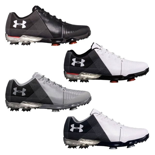 7e0ba76ef69ebe Shop Under Armour Spieth 2 Golf Shoes - On Sale - Free Shipping ...