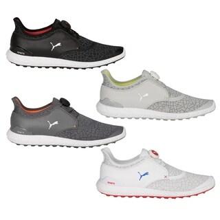 PUMA Ignite Disc Extreme Spikeless Golf Shoes