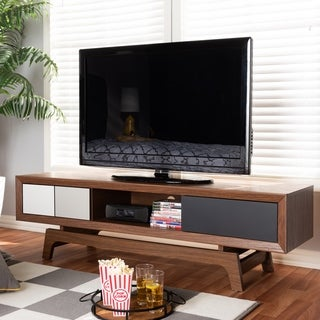 Link to Mid-Century 3-Drawer TV Stand Similar Items in TV Stands & Entertainment Centers