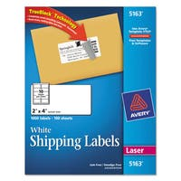 Avery Dennison 5163 Address Labels (Box of 1000)