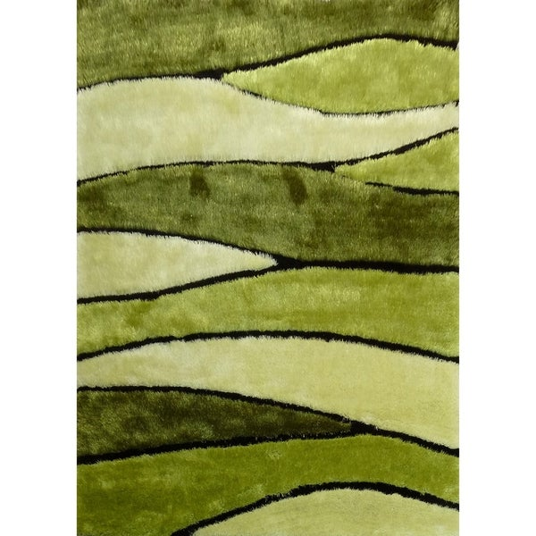 Green 2x3 Rug Mat - 2' x 3'
