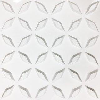 "19 5/8""W x 19 5/8""H Delfina EnduraWall Decorative 3D Wall Panel"