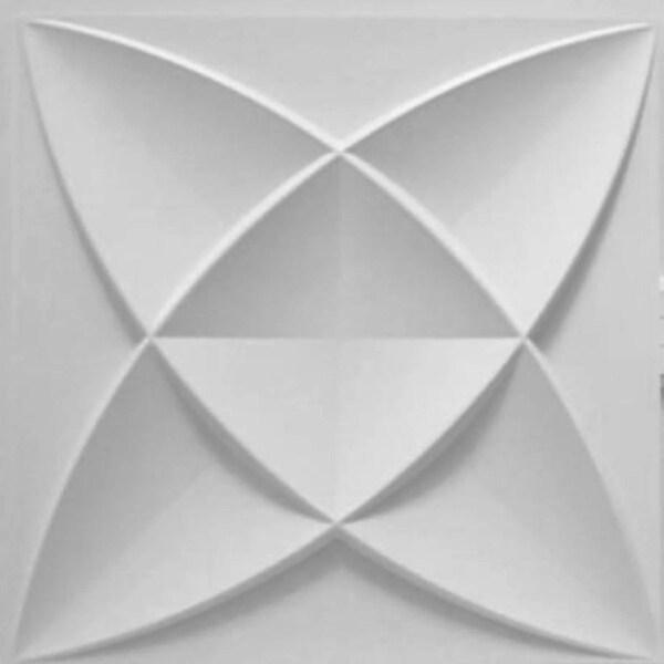 """19 5/8""""W x 19 5/8""""H Speedwell EnduraWall Decorative 3D Wall Panel"""