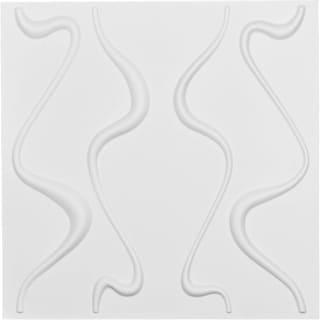"19 5/8""W x 19 5/8""H Versailles EnduraWall Decorative 3D Wall Panel, White"