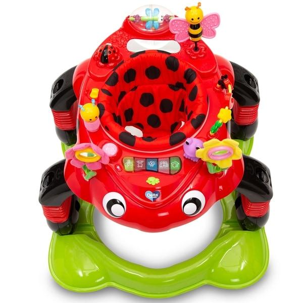 0d9ffabf1 Shop Delta Children Lil  Play Station 4-in-1 Activity Walker - Free ...