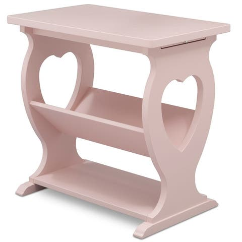Delta Children Canton End Table/Side Table for the Nursery