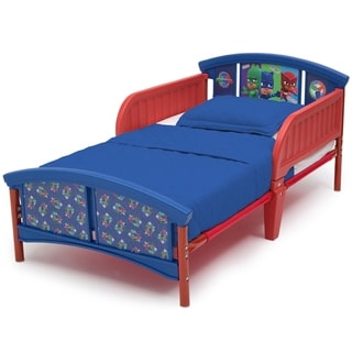 PJ Masks Plastic Toddler Bed