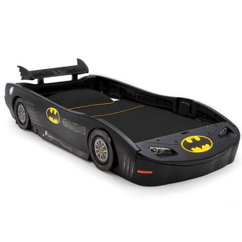 DC Comics Batman Batmobile Car Twin Bed