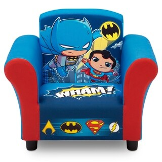 DC Super Friends Upholstered Kids Chair