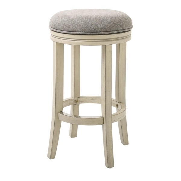 Shop Nada Home Brands Nina 25 Counter Height Swivel Stool With