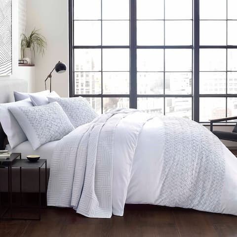 City Scene Navigate Duvet Cover Set