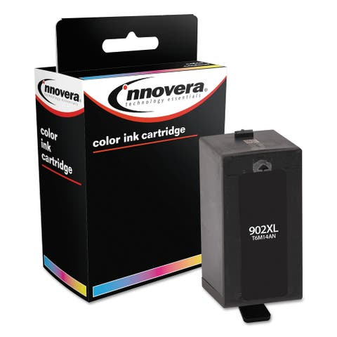 Innovera Remanufactured T6M14AN High-Yield Ink, Black