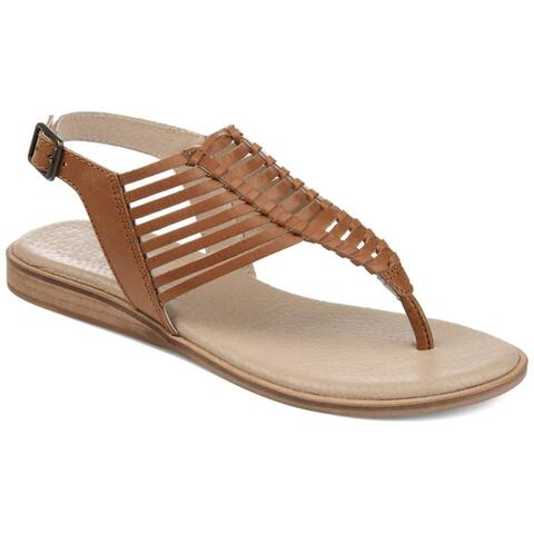 1d82709b9a Buy New Products - Brown Women's Sandals Online at Overstock   Our ...