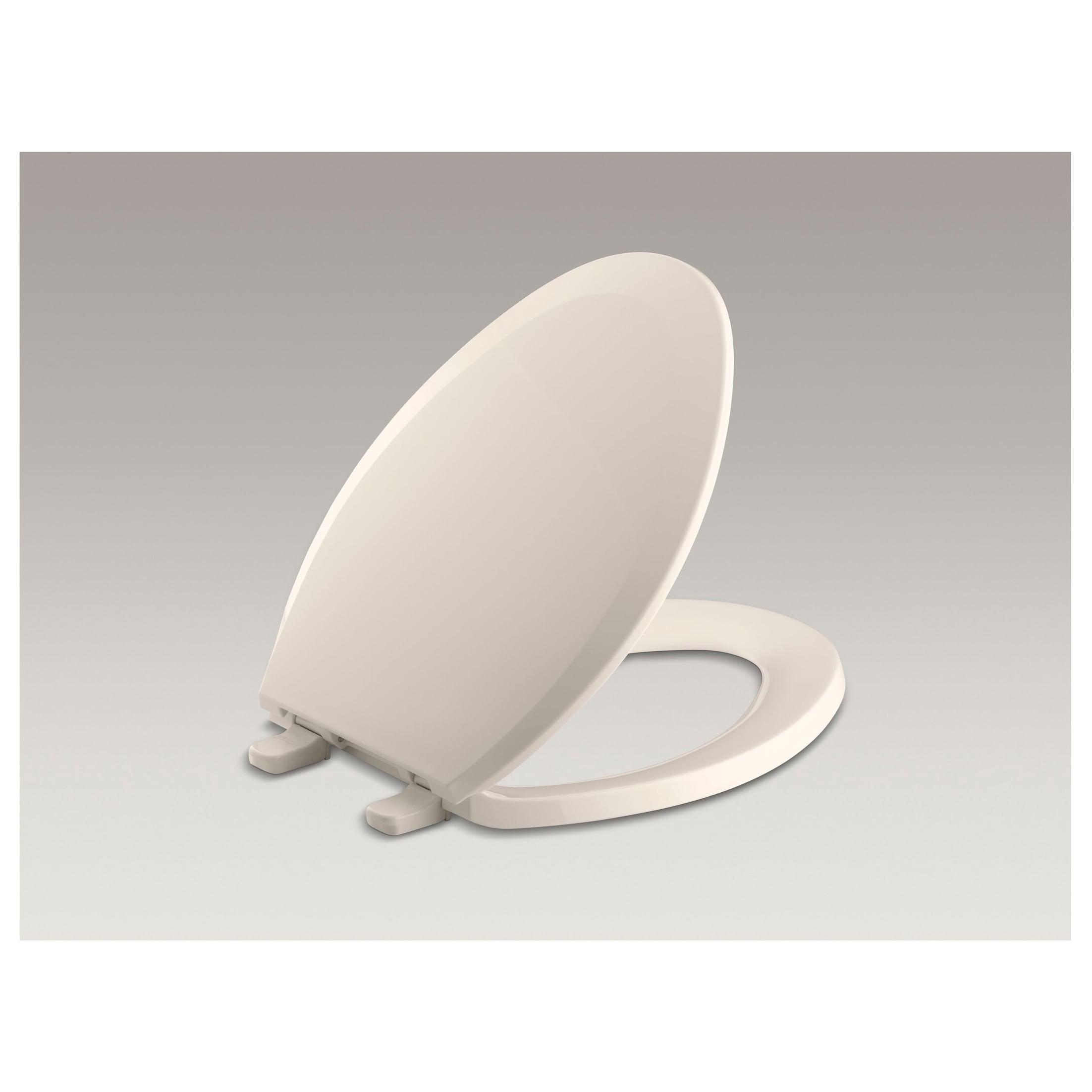 Swell Kohler Lustra Plastic Elongated Toilet Seat K 4652 55 Innocent Blush Pdpeps Interior Chair Design Pdpepsorg
