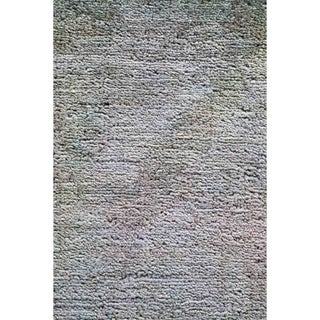"""Vibrance, Hand Knotted Area Rug - 9' 1"""" x 11' 10"""" - 9'1"""" x 11'10"""""""
