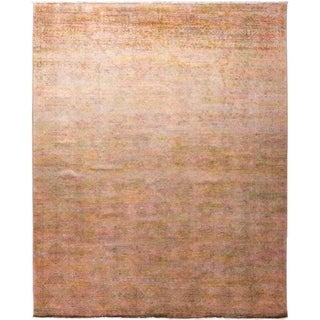 "Vibrance, Hand Knotted Area Rug - 7' 10"" x 9' 8"" - 7'10"" x 9'8"""